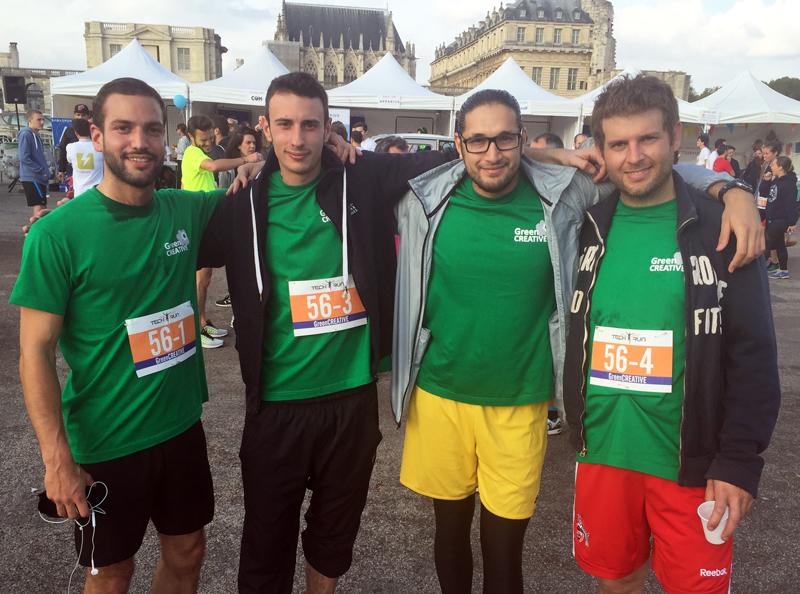 Green-team-techrun