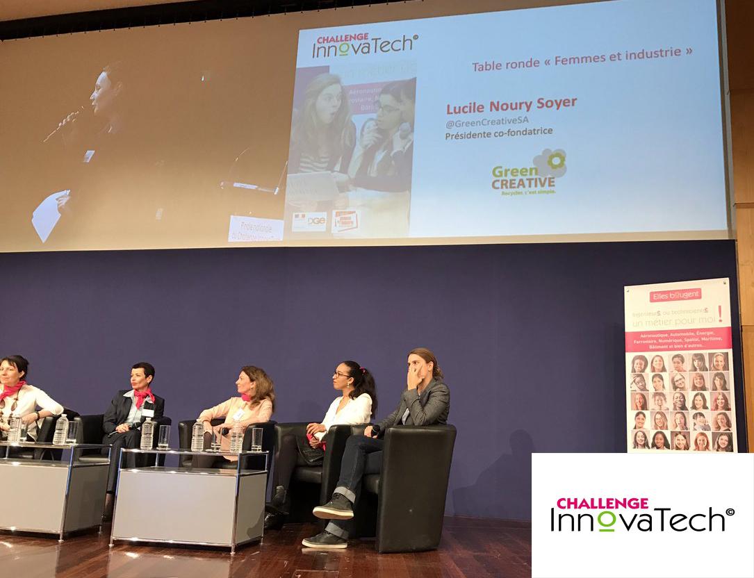 semaine de l'industrie Innovatech