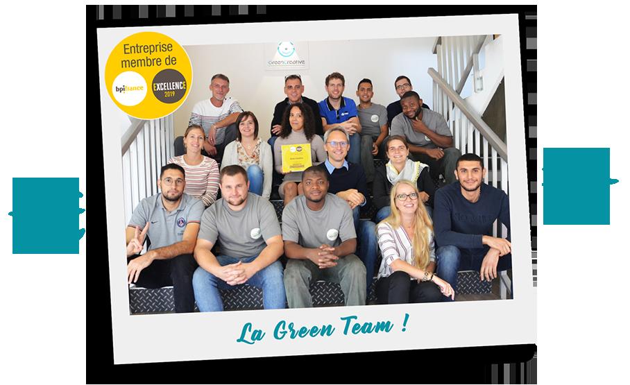 La Green Team
