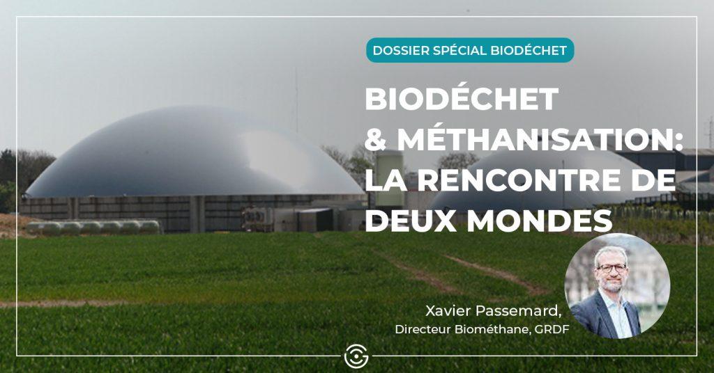 Biodéchet & Méthanisation: la rencontre de deux mondes